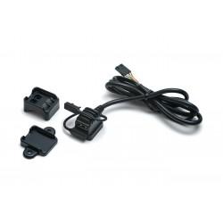 USB zdroj na řídítka