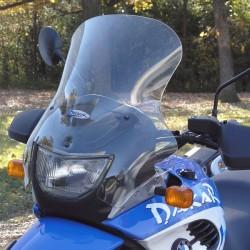 Lehce kouřové plexisklo ZTechnik BMW