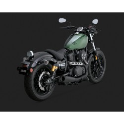 Vance & Hines Competition Series Slip-On Yamaha