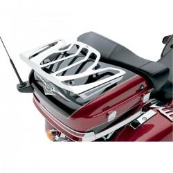 Chromovaný nosič zavazadel Kawasaki Voyager