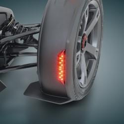 LED koncové světlo Can-Am Ryker