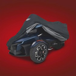 Černá plachta Can-Am Spyder RT