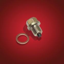 Magnetický výpustný šroub