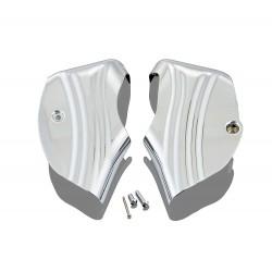 Chromované kryty krku rámu Honda VTX