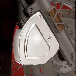 Chromovaný kryt předního brzdového třmene Honda